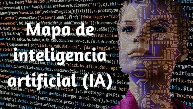 Descargar gratis el mapa de inteligencia artificial (IA) de herramientas o aplicaciones