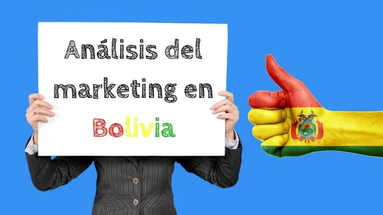 Análisis del marketing en Bolivia