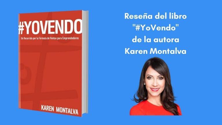"""Reseña del libro """"#YOVENDO"""" de Karen Montalva"""
